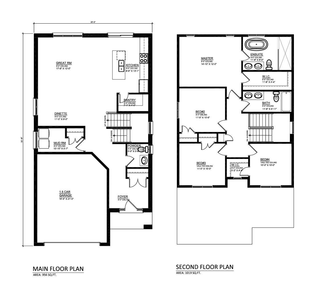 Magnolia House Plan 2