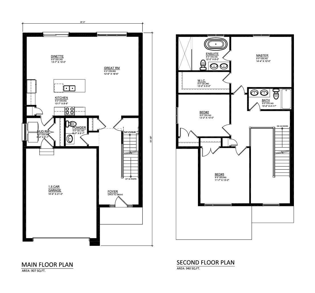 Magnolia House Plan 3
