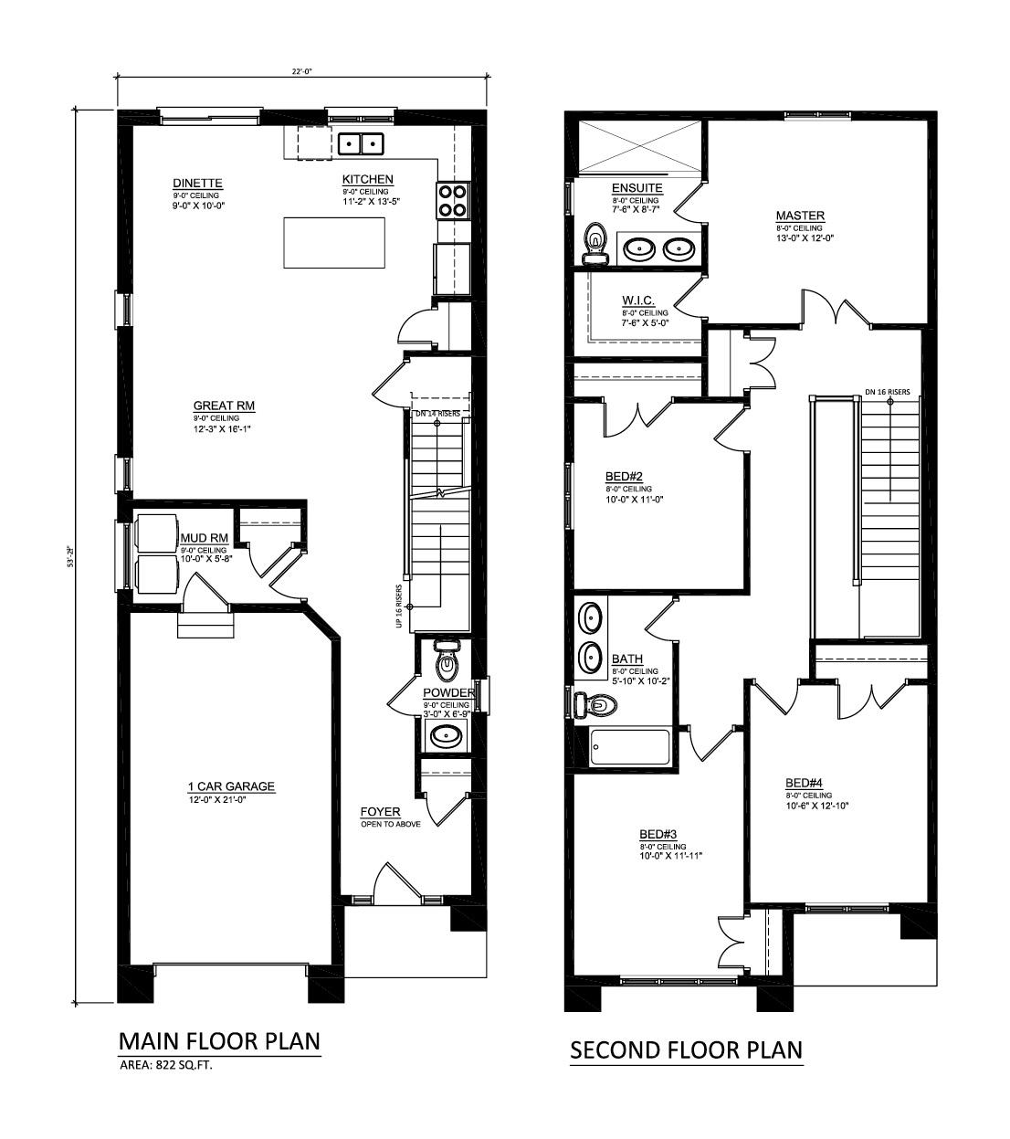 Magnolia House Plan 4